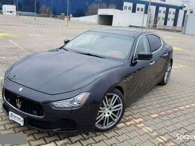 używany Maserati Ghibli 3dm 410KM 2015r. 40 000km
