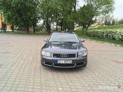 używany Audi A8 d3 3.7 280km B+G Xenon Skretny Full Opcja