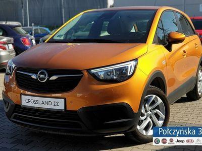używany Opel Crossland X 1.2dm 130KM 2019r. 5 800km