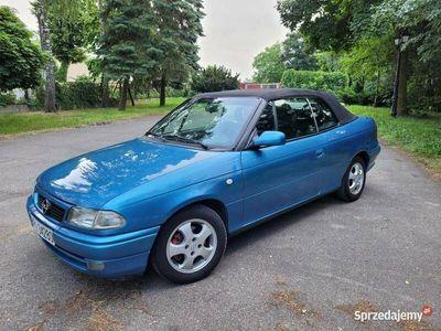 używany Opel Astra Cabriolet F