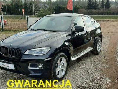 używany BMW X6 salon polska xdrive 1 rej 2013 dociągi E71 (2008-2014)