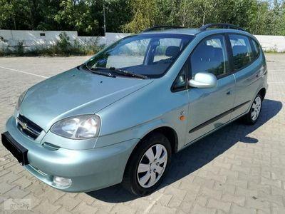 używany Chevrolet Tacuma 1.6dm 105KM 2005r. 229 000km