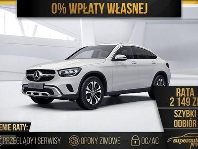 używany Mercedes 200 Klasa GLC 2.04MATIC (197KM) EXCLUSIVE | Rata 2149zł netto 0% wpłaty własn