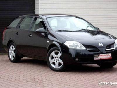 używany Nissan Primera 1.8dm 116KM 2002r. 169 000km