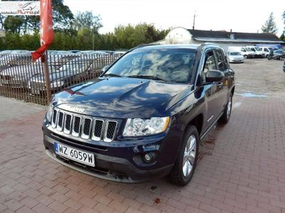 brugt Jeep Compass II Benzyna Automat 2.4 170KM 4x4