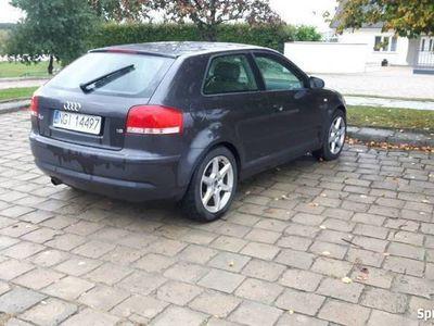 używany Audi A3 1.6 gaz