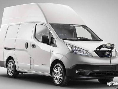 używany Nissan e-NV200 100% ELEKTRYCZNY+ Piec ekologiczny