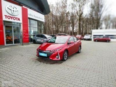 używany Toyota Prius IV Plug-in 1.8 Hybrid Prest Executive Navi Gwarancja FV VAT