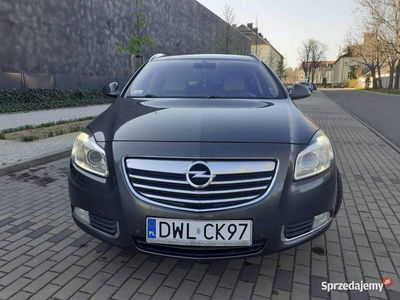używany Opel Insignia Sporttourer kombi 2.0 CDTI 163KM 2009r navi le