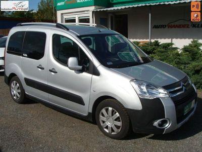 używany Citroën Berlingo 1.6dm3 110KM 2012r. 142 000km XTR 1.6, zarejestrowany i ubezpieczony