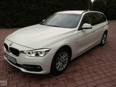używany BMW 320 SERIA 3 d Sport Line sport-aut