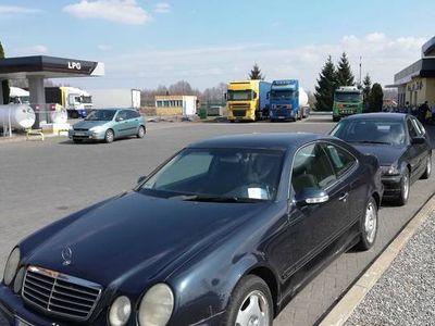używany Mercedes CLK200 W208 Kompresor 2000r 192km
