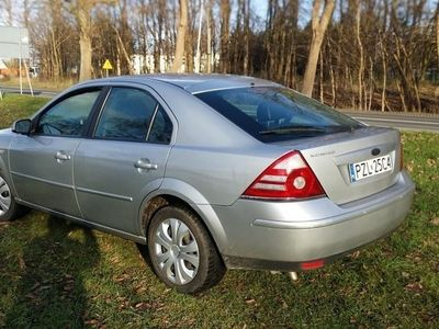 brugt Ford Mondeo III 2.0 Trend X BENZYNA