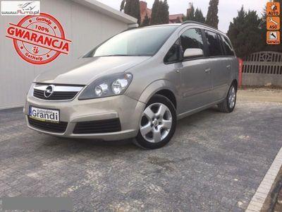 używany Opel Zafira 1.8dm3 140KM 2007r. 193 085km 1.8 Benzyna // Idealna // Wzorowa // Gwarancja