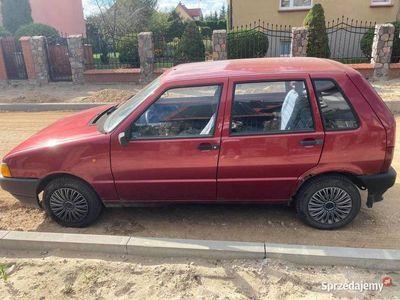 używany Fiat Uno 0.9 2000 r. niski przebieg