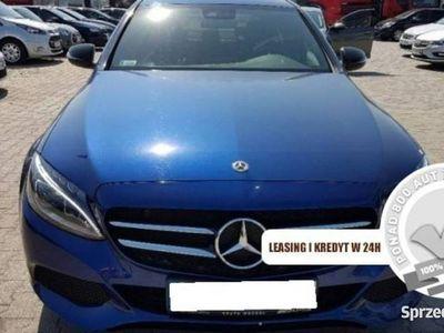 używany Mercedes C200 1.6dm 136KM 2018r. 36 578km