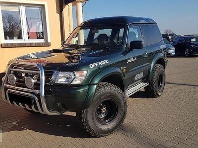 używany Nissan Patrol V [Y61] 4x4 ! ! ! IDEALNY NA WYPRAWY W TEREN ! ! !
