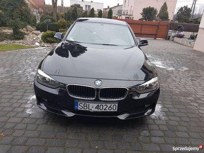 używany BMW 320 f31 d serwis bezwypadkowa fajny stan