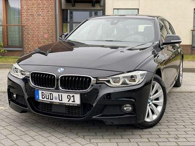 używany BMW 320 2dm 190KM 2016r. 109 140km