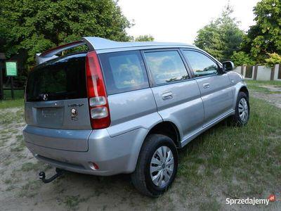 używany Honda HR-V po lift 5drzwi Klima NAPĘD 4x4 opłacona