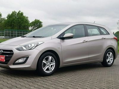 używany Hyundai i30 1.6dm 110KM 2017r. 139 000km