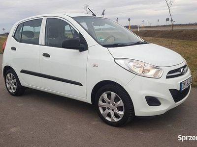 używany Hyundai i10 2012 rok 1.1 benzyna z NIEMIEC ŁADNY