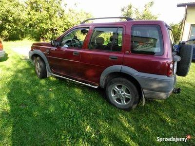 używany Land Rover Freelander 1.8 B+Lpg