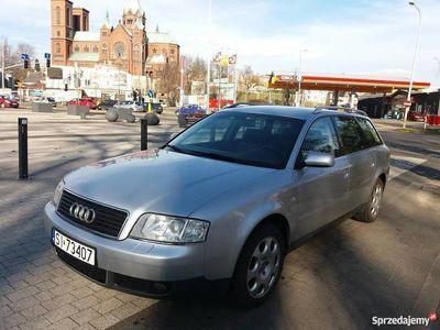 używany Audi A6 3.0 GAZ !!! QUATTRO !!! MANUAL