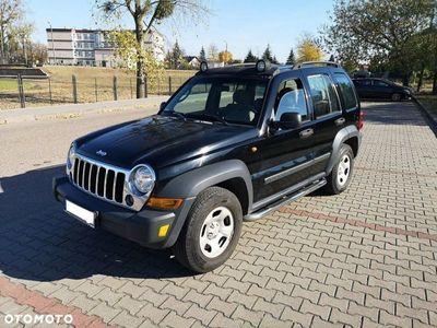 used Jeep Cherokee III