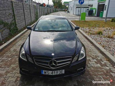 używany Mercedes E350 Cdi coupe