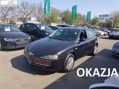 gebraucht Alfa Romeo 147 1.6dm3 105KM 2008r. 103 161km 1.6 Benzyna 105 KM, Klimatyzacja, Kurtyny Powietrzne, zadbane wnętrze