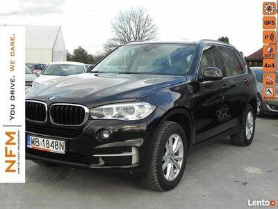 używany BMW X5 2,0 25d(231 KM) xDrive Salon PL Faktura Vat F15 (2013-)