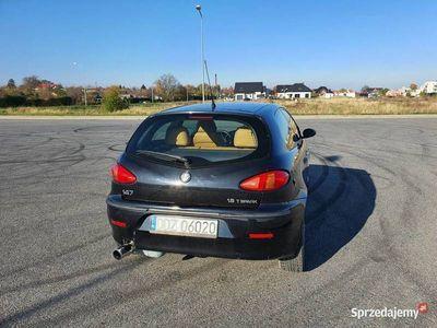 używany Alfa Romeo 147 1.6 TS 105km climatronic sprawny