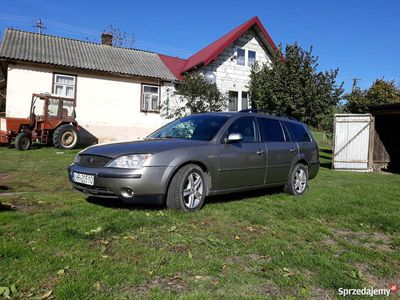 używany Ford Mondeo MK3 |2.0 TDCI 115HP|