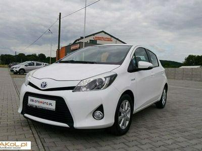 używany Toyota Yaris 1.5dm 74KM 2014r. 101 400km