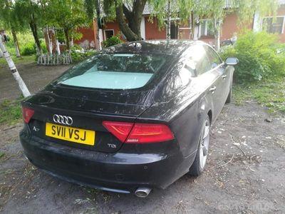 używany Audi A7 A7 SPORT BACK 3 L 2012RSPORT BACK 3 L 2012R