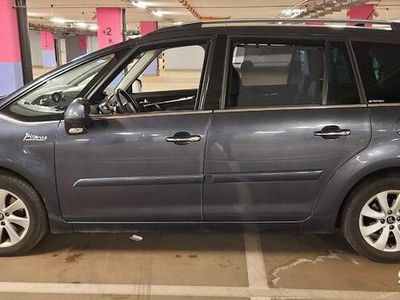 używany Citroën Grand C4 Picasso Exclusiwe Lift, 2.0HDI Automat, 7 os