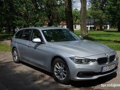 używany BMW 318 d Advantage Automat! Salon Polska! Cesja! 2016/17