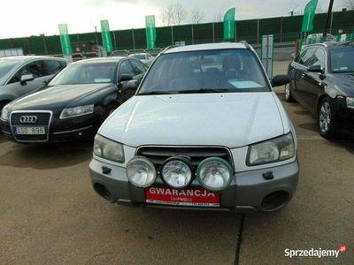 używany Subaru Forester FULL-4x4-Webasto-2,0-Skóra-2xAlu-Bezwypadek-SuperStan-OKAZJA-Gwarancja II (2002-2008)