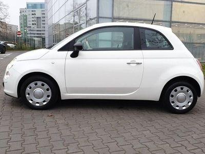 używany Fiat 500 POP Salon PL, Pełna historia ASO