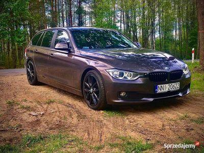 używany BMW 318 F31 d -2013- Touring- Kombi- Sport Line -Automat- LED