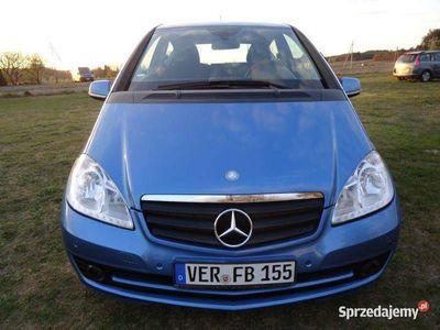 używany Mercedes A160 CDI Navi, klima, podg. fotele