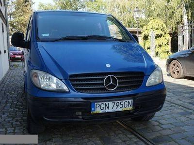 używany Mercedes Vito 2.2dm 120KM 2006r. 320 000km