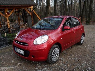 używany Nissan Micra IV * 1.2 benzyna 80 KM Acenta * 42 tyś. km *, Kozy
