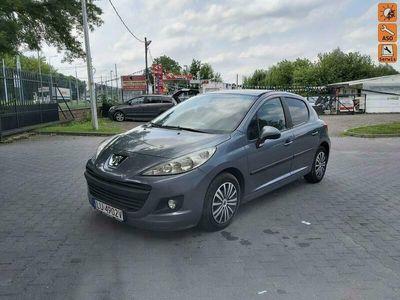używany Peugeot 207 1.4dm 68KM 2009r. 214 000km