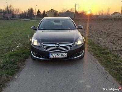 używany Opel Insignia lift sport taure 2.0 CDTI 164 KM
