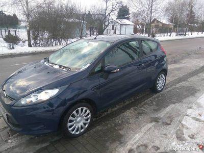używany Ford Fiesta MK7 1.4 benz +LPG