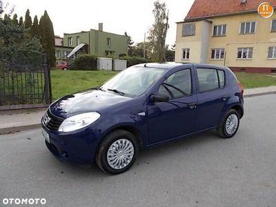 używany Dacia Sandero 1.4dm 75KM 2009r. 219 000km