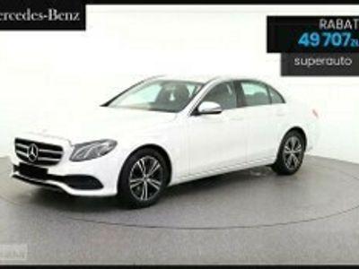 używany Mercedes E200 Klasa EBusiness Edition 9G-TRONIC (160KM)   Pakiet Advantage