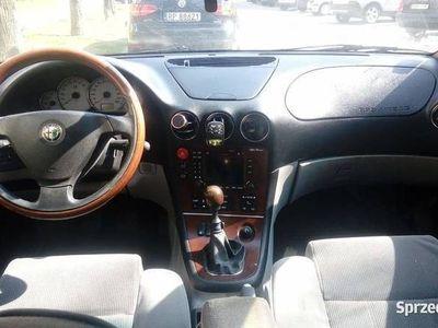 używany Alfa Romeo 166 warto